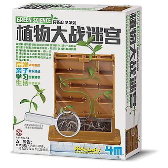 Great Gizmos Science Grow-A-Maze (Green)