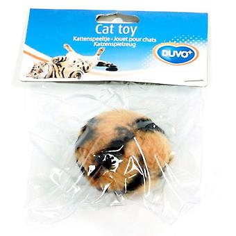 Duvo+ Plush Toy Cat Ball (Cats , Toys , Plush & Feather Toys)