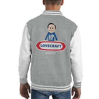 Varsity Jacket HP LovecCraft cena South Park capretto