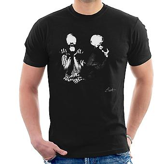 Orbital Skull X Ray Heads Men's T-Shirt