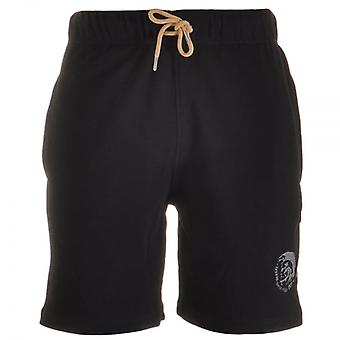 DIESEL Mohawk UMLB-Pan Shorts, Black, Small