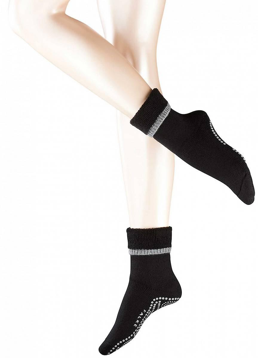 Falke Cuddle Pads Socks - Black