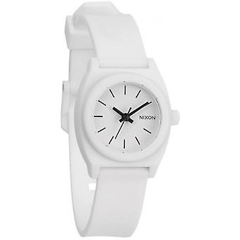 Nixon The Small Time Teller P Watch - White