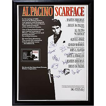 Scarface - assinado Poster do filme