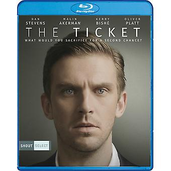 Ticket [Blu-ray] USA import