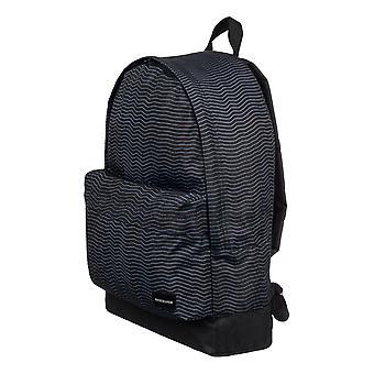 Quiksilver Everyday Poster 25L Backpack - Black Heatwave