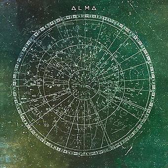 Alma - Alma [CD] USA import