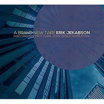 Erik Jekabson - gloednieuwe nemen [CD] USA import