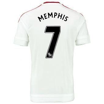 2015-2016 Man Utd Away Shirt (Memphis 7)