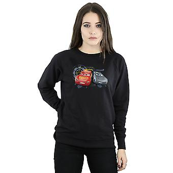Disney Women's Cars Lightning Vs Storm Sweatshirt