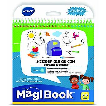 Vtech First Day Of Cole Learning To Think (Spanish version)