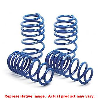 H&R Springs - Super Sport Springs 51658-77 FITS:FORD 1994-2004 MUSTANG V8 Conve