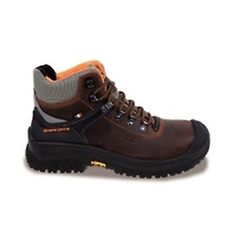 Beta 7294Nkk 46 Size 11/46 Greased Nubuck Ankle Shoe Waterproof