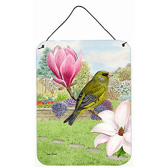 European Greenfinch Wall or Door Hanging Prints