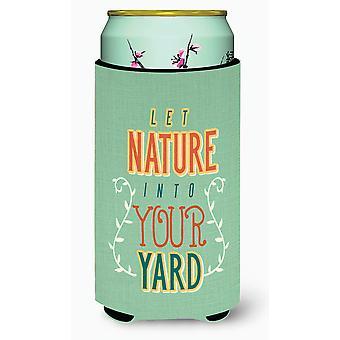 Пусть природа в вашем дворе Талль Boy напитки изолятор Hugger