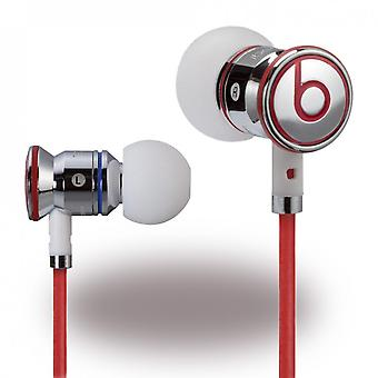 Beats by Dr. Dre iBeats monster - in ear Headphone Headset for iPhone iPad iPod in white