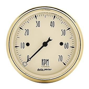 Auto Meter 1595 Golden Oldies Electric Tachometer
