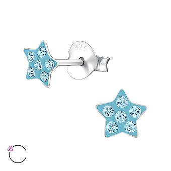 Star crystal from Swarovski® - 925 Sterling Silver Children's Jewellery