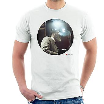 Thelonious Monk Performing At Ronnie Scotts London 1969 White Men's T-Shirt