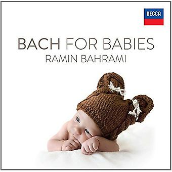 Ramin Bahrami - Bach for Babies [CD] USA import