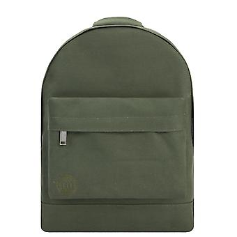 Mi-Pac Canvas Backpack - Deep Green