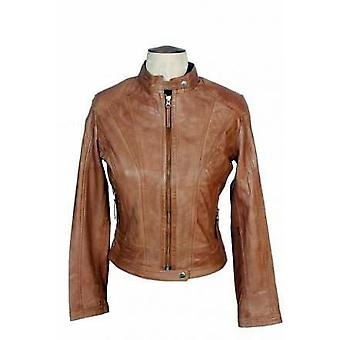 Riley Womens Leather Jacket