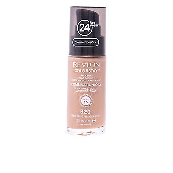 Revlon Colorstay Combination Oily Skin 320 True Beige 30ml Womens New