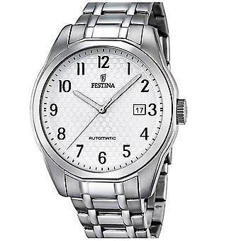 Festina mens watch retrograde automatic F16884-1
