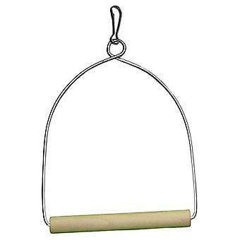 Arquivet Small Metal and Wood Swing (Birds , Bird Cage Accessories , Toys , Swings)