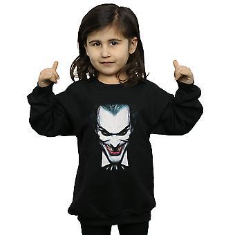DC Comics Girls The Joker By Alex Ross Sweatshirt
