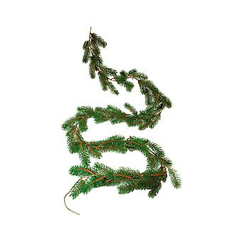 Artificial Pine Garland for Christmas Crafts and Decor - 180cm