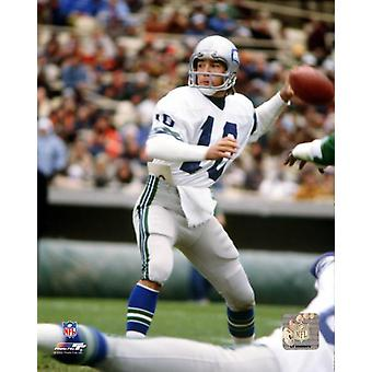 Jim Zorn Action Photo Print