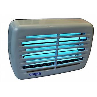 Electric Fly Killer | Genus® Cobra™ | 45 Watt | Grey | Shatterproof Tubes