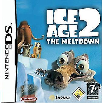 Âge de glace 2 l'effondrement (Nintendo DS)