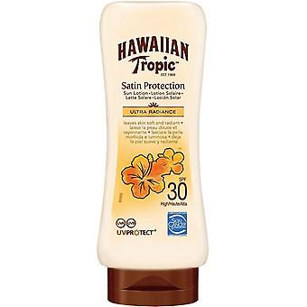 Hawaiian Tropic Satin Cream + Radiance Protezione Ultra 180 ml