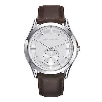 Pierre Cardin miesten watch rannekello Botzaris nahka PC107851F01