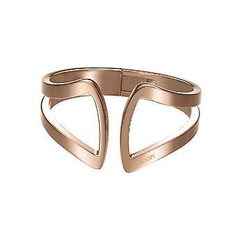 Joop kvinnors armband rostfritt stål Rosé formade JPBA10088C580