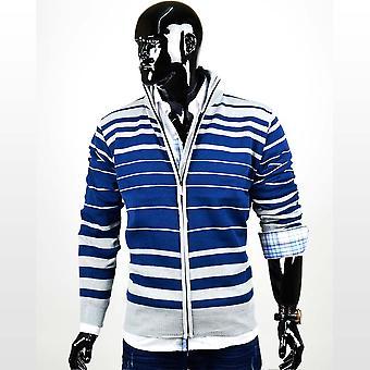Cerniera giacca Zip felpa con cappuccio maglione giacca camicia felpa pullover uomini Hooded Sweatshirt
