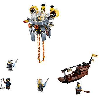 LEGO 70610 Flying jellyfish submarine