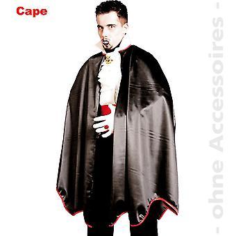 Hombres de capa de Drácula traje Sr. vampiro Conde Drácula traje de murciélago