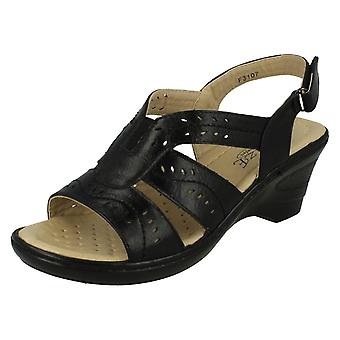 Ladies Eaze Slingback Sandals