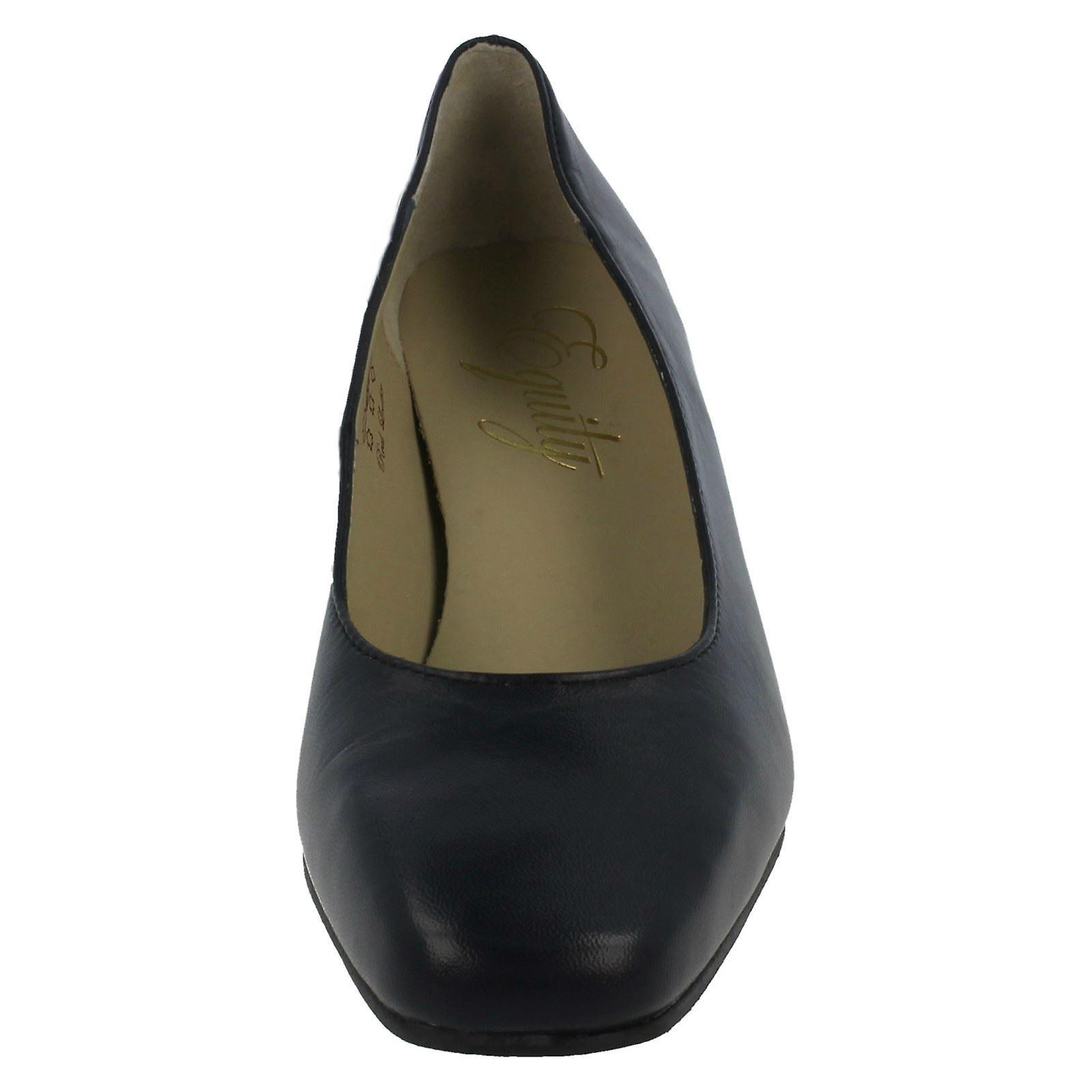 Ladies Equity Wide Fitting Court scarpe Valerie   Vendita        Uomo/Donna Scarpa  7d44ee