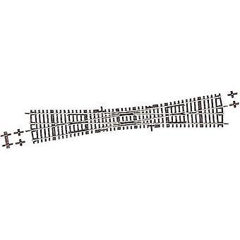 H0 RocoLine (w/o track bed) 42496 Diamond crossing 345 mm 10 °