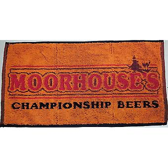 Moorhouses Championship Beers Cotton Bar Towel