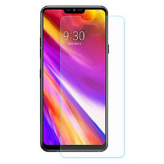 LG G7 haar ThinQ display beschermer 9 H gelaagd glas tank bescherming glas gehard glas