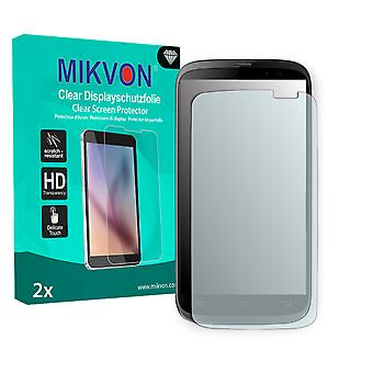 Simvalley SPX-24.HD Screen Protector - Mikvon Clear (Retail Package with accessories)