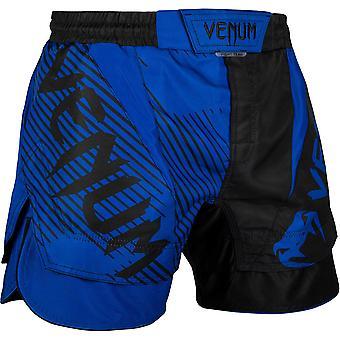 Shorts Venum No-Gi 2.0 ligero MMA lucha - negro/azul