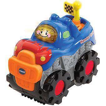 Vtech Toot-Toot drivere monstertruck