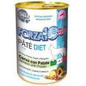 Forza10 Diet Deer and Potatoes paté (Dogs , Dog Food , Wet Food)