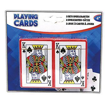 Spielkarten 2 Sets